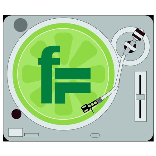 fluently fresh logo