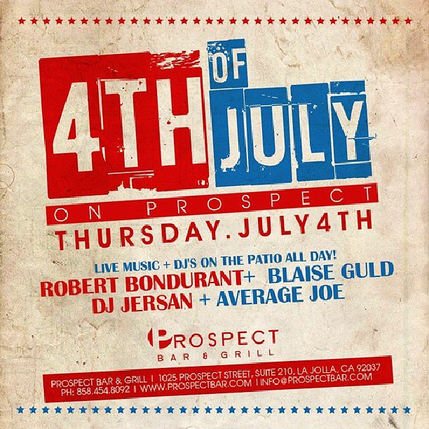 Prospect4th of July